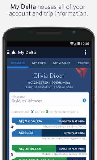Fly Delta 3