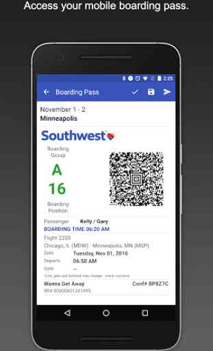 Southwest Airlines 4