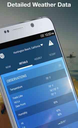 WeatherBug - Forecast & Radar 1