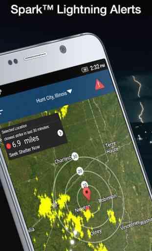 WeatherBug - Forecast & Radar 2