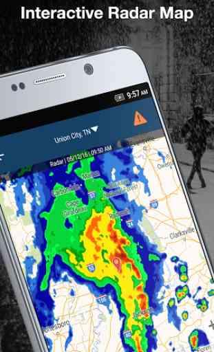 WeatherBug - Forecast & Radar 4