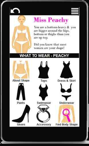 Dress My Body Shape 4