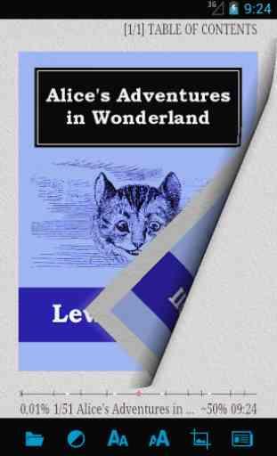 AlReader -any text book reader 1