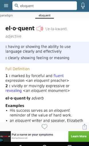 Dictionary - Merriam-Webster 2