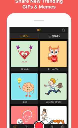 GIF Maker- Meme GIF Creator (iOS) image 2