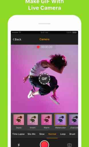 GIF Maker- Meme GIF Creator (iOS) image 4