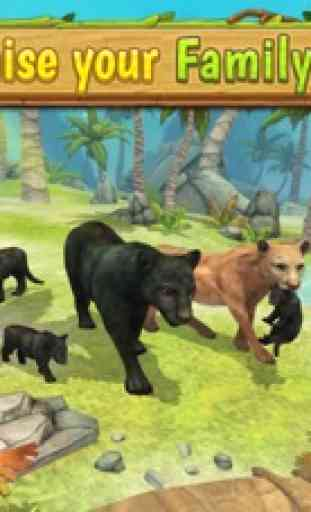 Panther Family Sim Online image 1