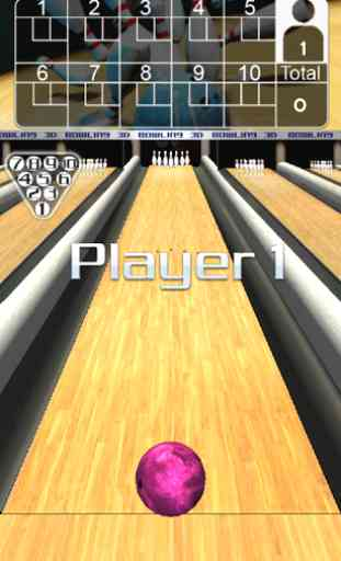 3D Bowling 2
