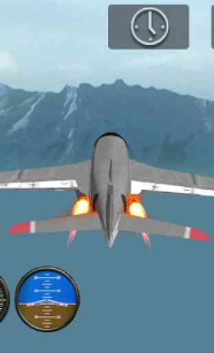 Airplane Pilot Simulator 3