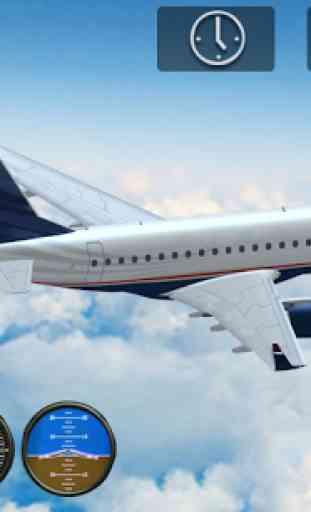 Airplane Pilot Simulator 4