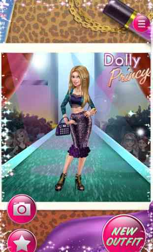 Dress up Game: Sery Runway 4