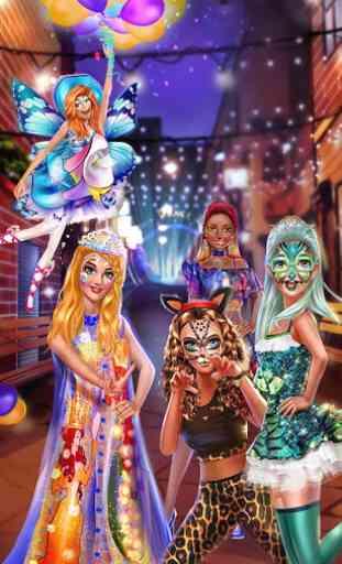 Face Paint Party! Girls Salon 1