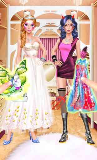 Face Paint Party! Girls Salon 4