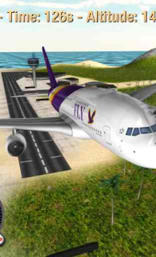 Flight Simulator: Fly Plane 3D 1