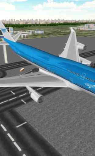 Flight Simulator: Fly Plane 3D 2