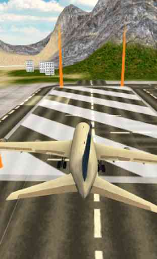 Flight Simulator: Fly Plane 3D 4