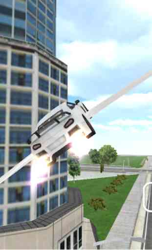 Flying Car Sim 1