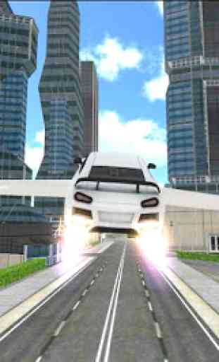 Flying Car Sim 3
