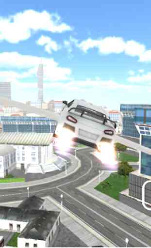 Flying Car Sim 4