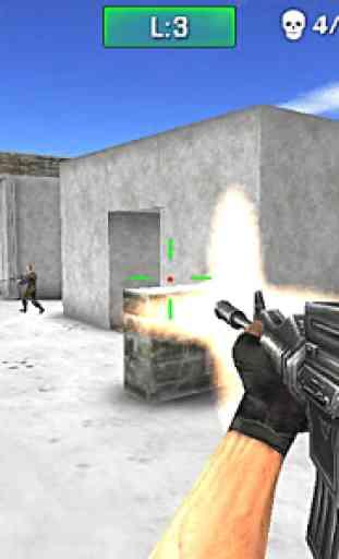 Gun Strike Shoot 2