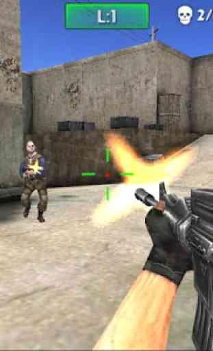 Gun Strike Shoot 3