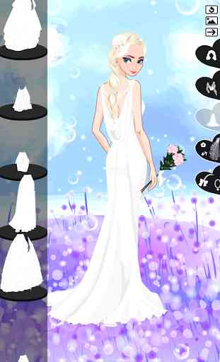 ❄ Icy Wedding ❄ Winter Bride 3