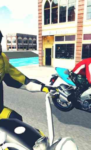 Moto Racer 3D 1