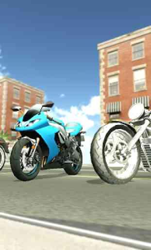 Moto Racer 3D 4