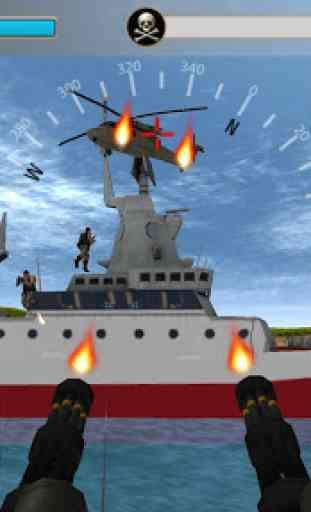 Navy Gunner Shoot War 3D 1