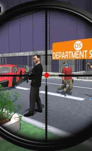 Police Bike - Gangster Chase 3
