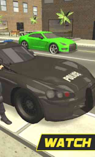 Police Car Chase 3D 1