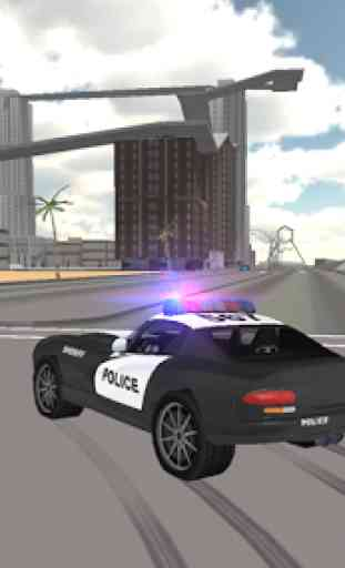 Police Car Driving Sim 1