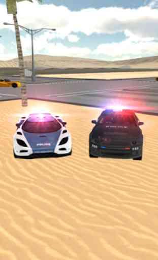 Police Car Driving Sim 3