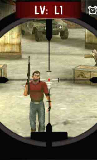 Sniper Shoot War 3D 3