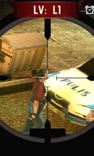 Sniper Shoot War 3D 4