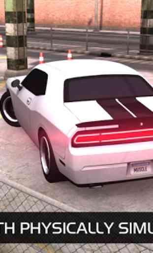 Valley Parking 3D 2