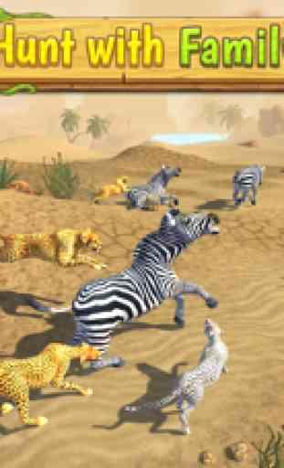 Cheetah Family Sim image 3