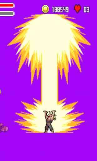 Battle Of Saiyan Heroes 3