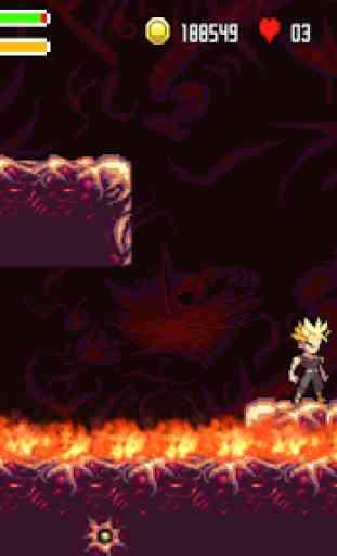 Battle Of Saiyan Heroes 4