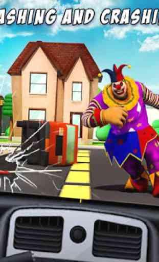 Creepy Clown Attack 2