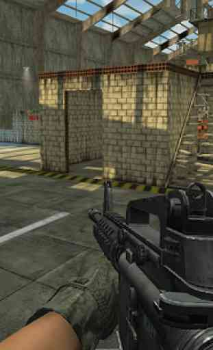 Duty Army Sniper 3d shooting 1