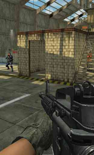 Duty Army Sniper 3d shooting 2