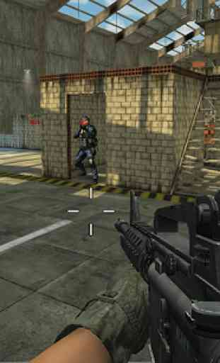 Duty Army Sniper 3d shooting 3