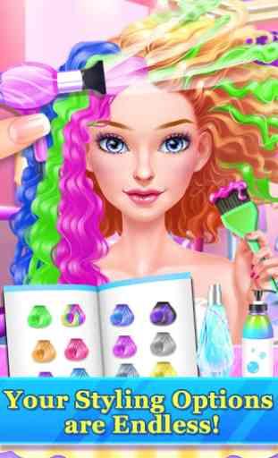 Hair Stylist Fashion Salon 3