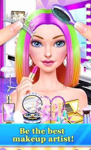 Hair Stylist Fashion Salon 4
