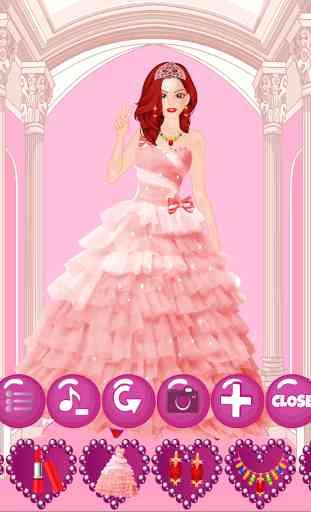 Princess Prom Night Dress Up 4
