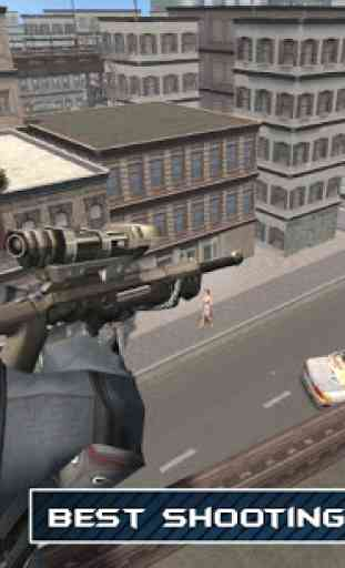 Sniper 3D Contract Shooter Pro 2