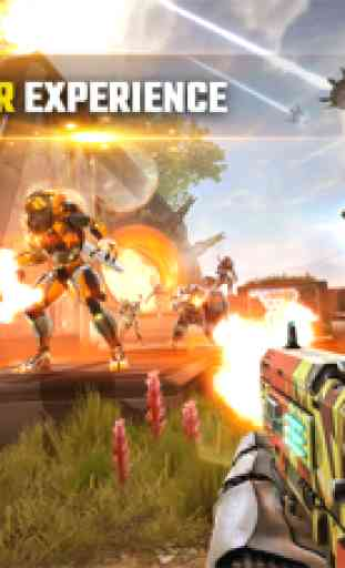 Shadowgun Legends image 1