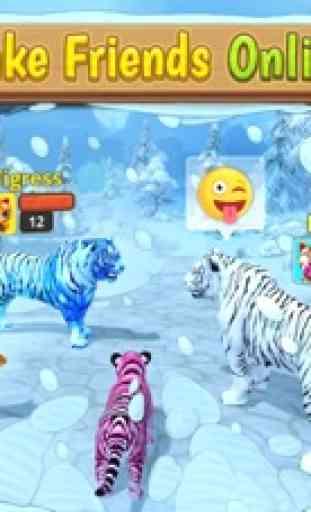 White Tiger Family Sim Online image 1