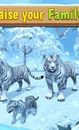 White Tiger Family Sim Online image 2